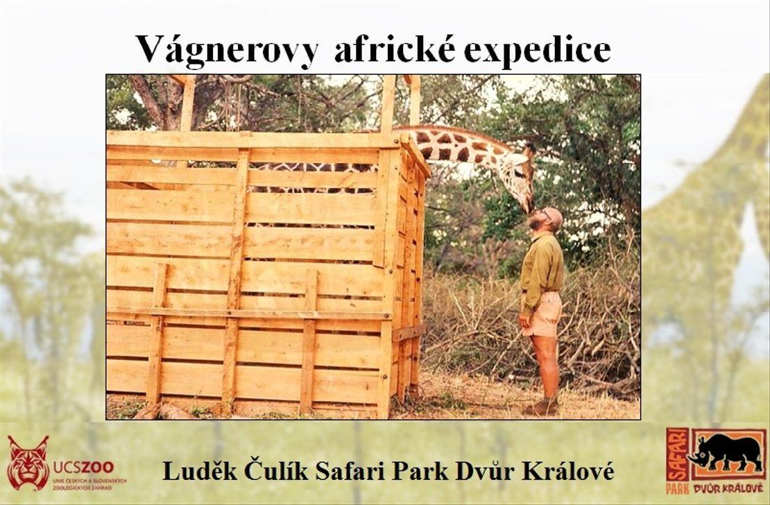 Vágnerovy africké expedice