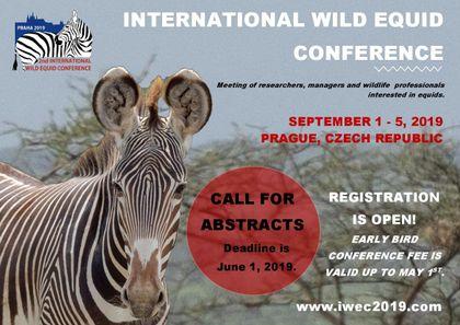 2. Mezinárodní konference o ochraně divoce žijících koňovitých v Praze