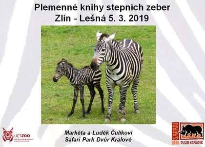 Změny v plemenné knize stepních zeber České a Slovenské republiky_2018
