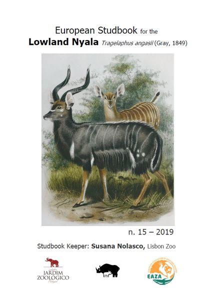 Evropská plemenná kniha nyal nížinných 2019